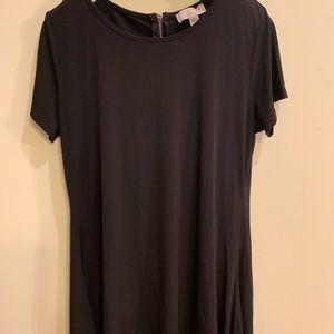 Michael Kors Black Dress Size XL
